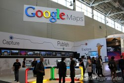 Google Maps - Photokina Impressionen 2014